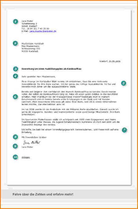 Schreiben Briefformat 6 Briefkopf Bewerbung Reimbursement Format