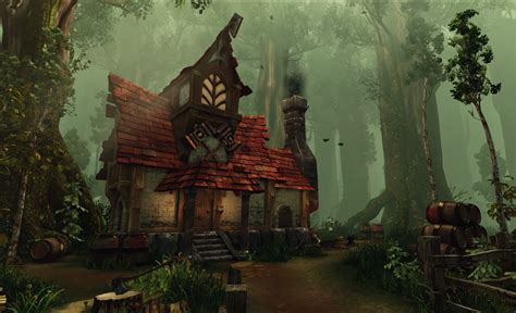 fantasy houses fantasy cottage wallpaper www imgkid com the image kid