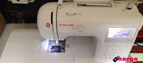 Mesin Jahit Singer Type 9100 mesin jahit singer 9100 daftar harga tarif