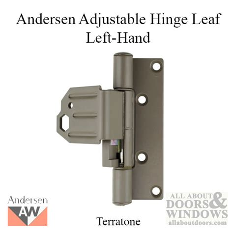 Andersen Patio Door Hinge Adjustment Icamblog Adjusting Patio Door Hinges