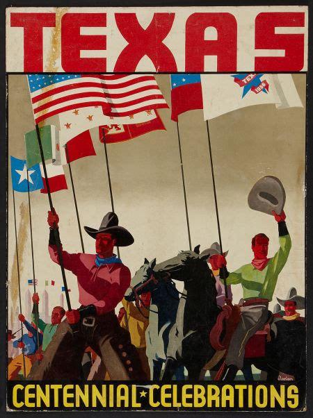state fair of texas centennial celebration posters 1936 reproductions ebay texas invites the world ameripics