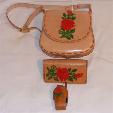 Handmade Leather Crafts - custom leather crafts