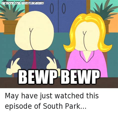 South Park Meme Episode - 25 best memes about south park wrestling and world