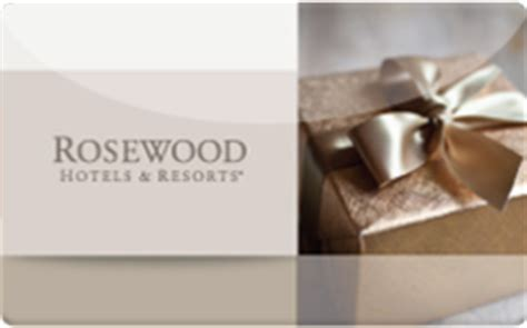 buy rosewood hotels resorts gift cards raise - Rosewood Gift Card