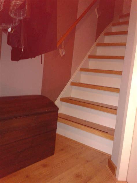 laminaat bolt op laminaat over op de trap ermee zelfgemaakt pinterest