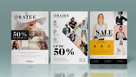 23 Fashion Sale Flyer Free Premium Psd Vector Png Downloads Free Clothing Store Flyer Templates