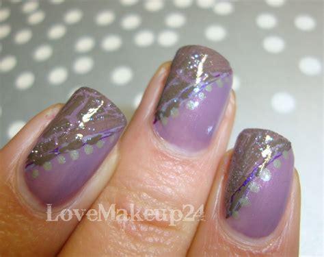 tutorial nail art pemula tutorial nail art liliac