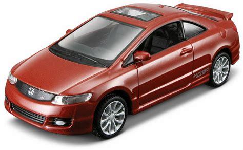 All Honda Civic Si Models by Honda Civic Si Diecast Models