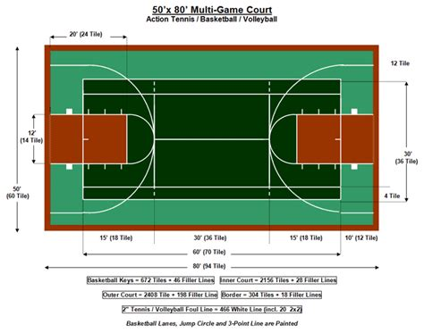 flex court offers courts for a wide range of sports and in