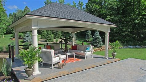 valley canvas and awning kelowna backyard structures pavers landscapes rock bottom