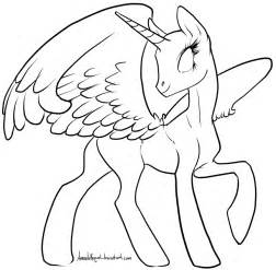 alicorn coloring pages how to draw an alicorn