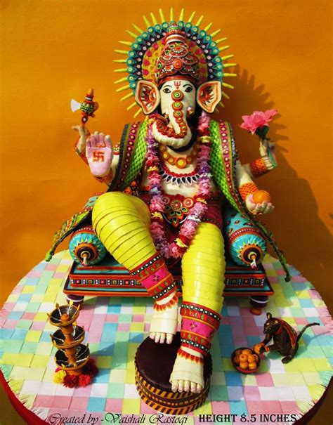 quilling ganesha tutorial 3d quilled ganesha sculpture by kagaz kala creations by