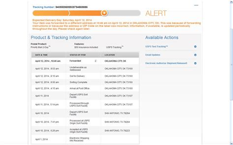 ebay tracking undeliverable as addressed for the third time at t