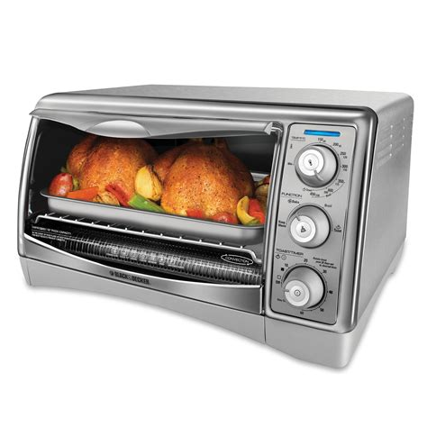 Black And Decker Countertop Oven by Black And Decker Digital Advantage Toaster Oven Cto4500s