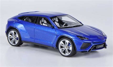 lamborghini urus blue lamborghini urus blue 2012 look smart diecast model car 1