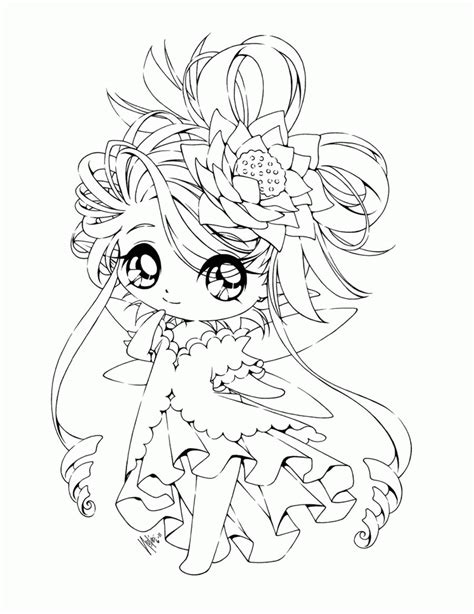 new princess coloring pages anime chibi coloring pages princesses printable