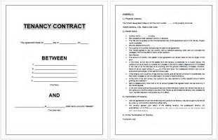 tenant rental agreement template best photos of template of assigned to tenant