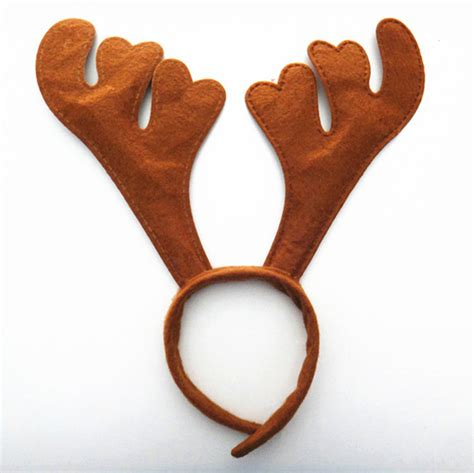new christmas decoration brown party supplies reindeer