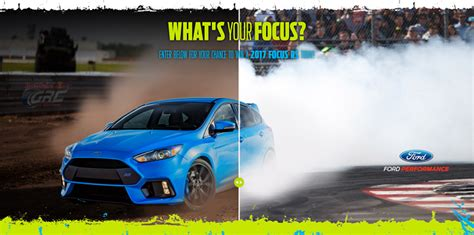 Whats A Sweepstake - whatsyourfocussweeps com ford what s your focus sweepstakes 2016 sweepstakes lovers