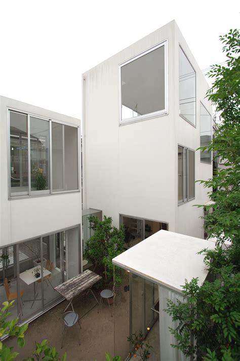Wooden Garden Art - studio visit inside the office of ryue nishizawa