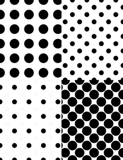 photoshop pattern white dots 19 simple and unique polka dot patterns for photoshop