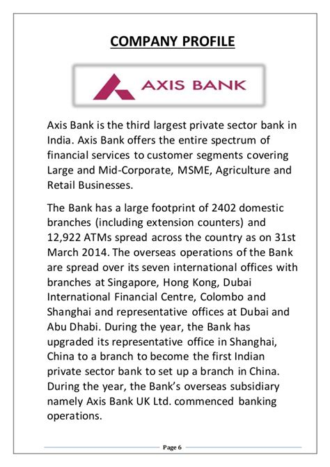 axis bank company profile frederick herzberg s two factor theory to what extent is