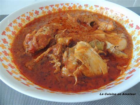 cuisine cuisse de poulet cuisses de poulet au paprika et 224 la tomate blogs de cuisine