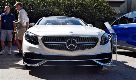 2017 mercedes maybach s650 convertible 24 photos 187 car