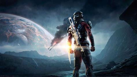 Mass Effect Desktop Wallpaper Mass Effect Andromeda Wallpapers Or Desktop Backgrounds