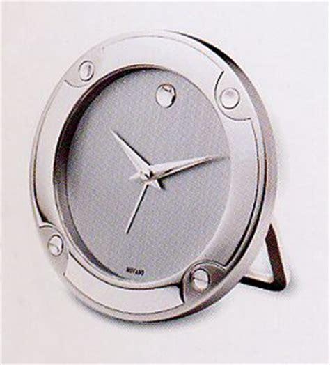 silvertone alarm clock rsi 009 m movado clocks clock