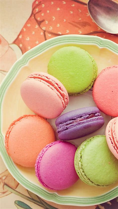 girly macaron wallpaper 225 best cute wallpapers images on pinterest background