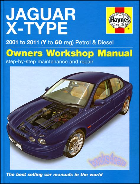 car repair manuals online pdf 2002 jaguar x type electronic toll collection jaguar x type shop manual service repair book haynes chilton awd workshop 3 0 v6 martlocal