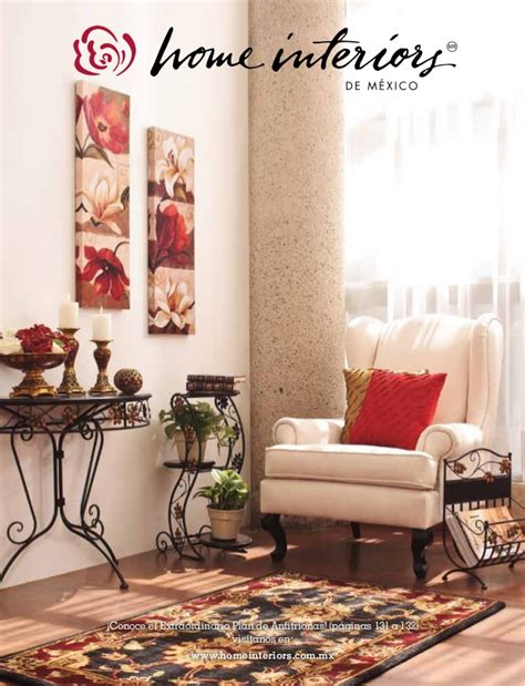 home interiors catalogo home interiors enero 2013 por artvel org