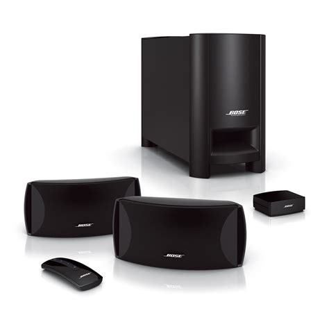 bose cinemate series ii 2 1ch digital home theater speaker