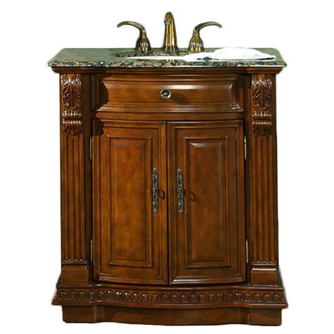 33 perfecta pa 126 bathroom vanity single sink cabinet