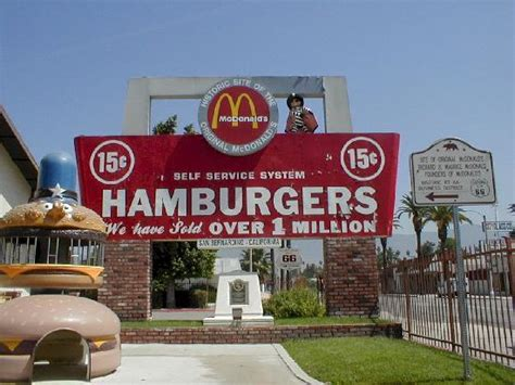 home of 1st mcdonald s picture of san bernardino