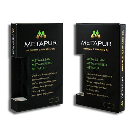 custom vape cartridges syringe packaging  box  op