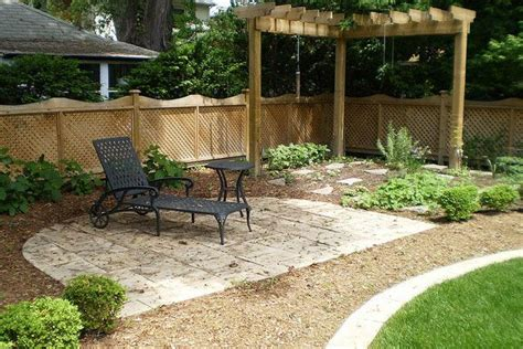 Cheap Landscaping Ideas For Small Backyards Backyard Landscaping Ideas On A Budget Backyard Landscape Ideas 600x400 Inexpensive Landscaping
