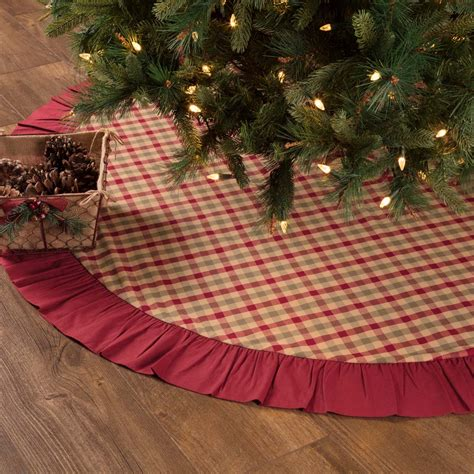 jonathan plaid tree skirt 60 primci country home decor