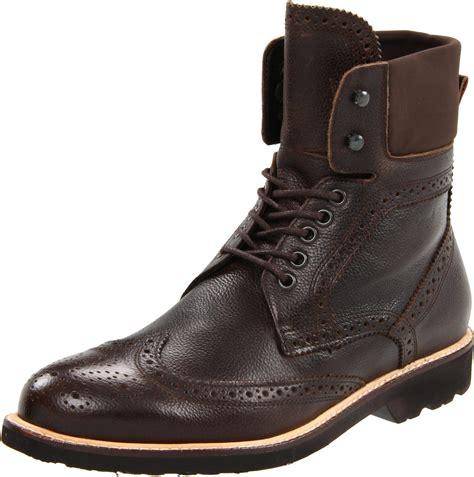 mens boot bruno magli mens pretoro boot in brown for brown