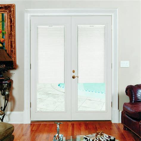 Patio Door With Blinds Patio Doors With Built In Blinds 2 Spotlats