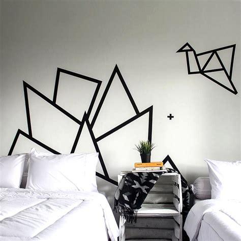 cara membuat hiasan dinding untuk kamar tidur 21 ide membuat hiasan dinding buatan sendiri dari selotip