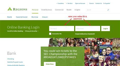 reset regions online banking regions bank online banking login login bank
