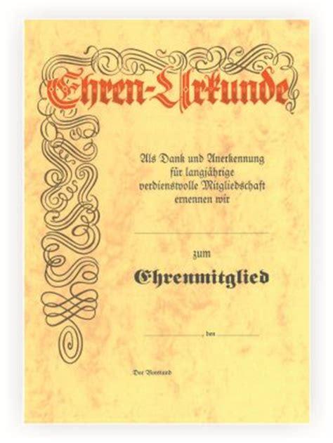 Kostenlose Vorlage Urkunde Urkunde