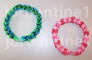 new easy bracelet beginner level rainbow loom