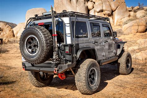 Thompsons Jeep New M T Metal Series Rear Jeep Jk Bumpers Now Available