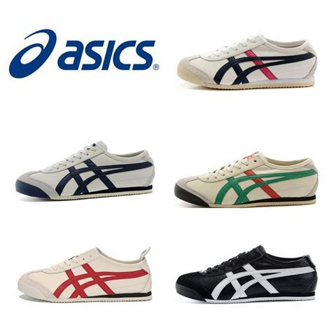 new style asics onitsuka tiger running shoes for comfortable leather zapatillas