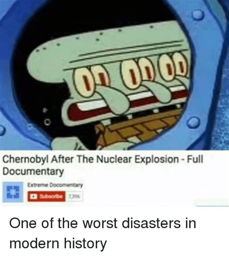 Meme Documentary - chernobyl after the nuclear explosion full documentary