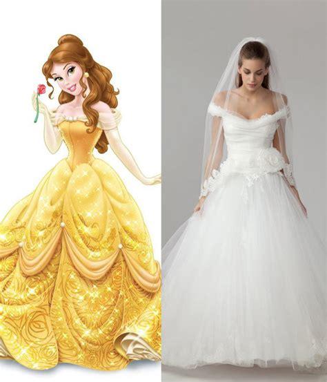 7 Prettiest Disney Princess Wedding Gowns by Princess Wedding Dress Best Ideas Gowns Wedding