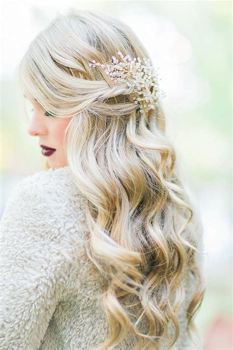 Wedding Hairstyles Wavy by Wavy Wedding Hair Mikaela Photography